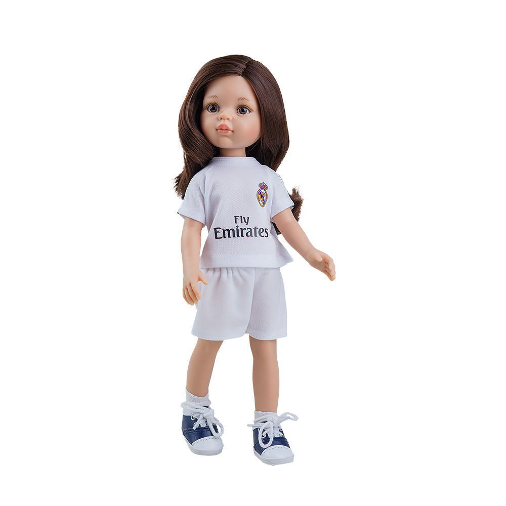 Carol Amiga Real Madrid