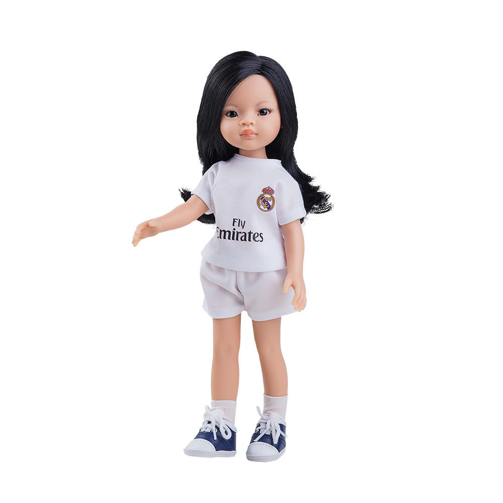 Liu Amiga Real Madrid