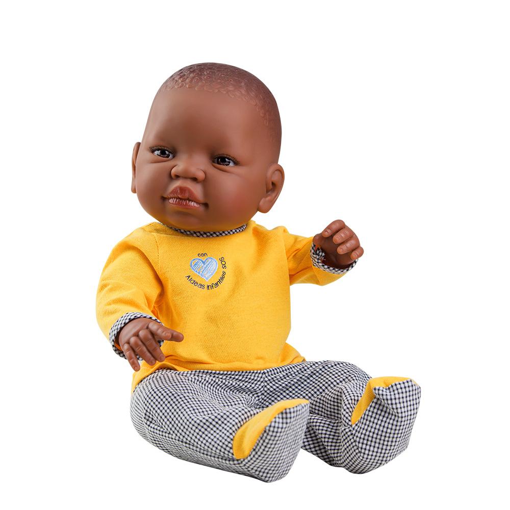 Bebita 45 Cm Aldeas Infantiles Sos Africana