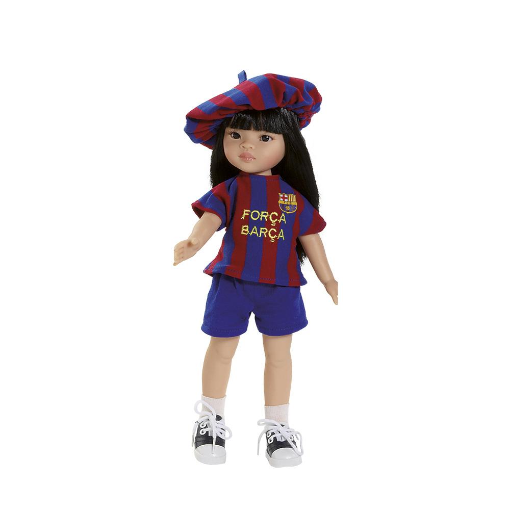 Liu Amiga Barça
